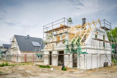 Fassadenanstrich und Gerüstbau